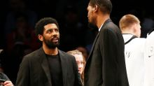 Kevin Durant Has Theory About Why Kyrie Irving Receives So Much Criticism