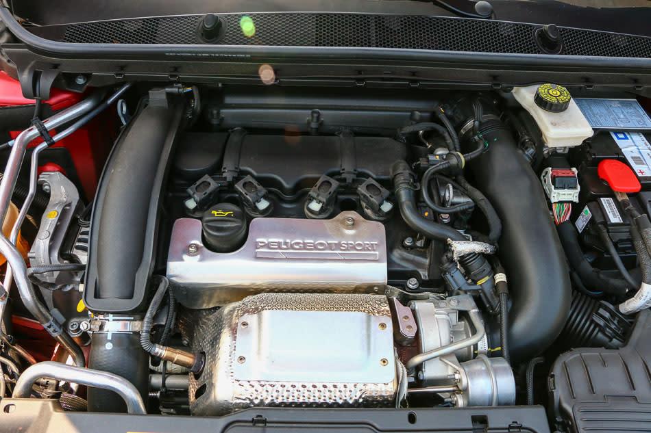 「真鋼砲」本格!沒開過Peugeot 308 GTi別說開過鋼砲!