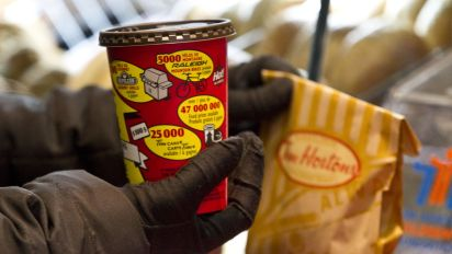 Tim Hortons is revamping Roll Up the Rim contest