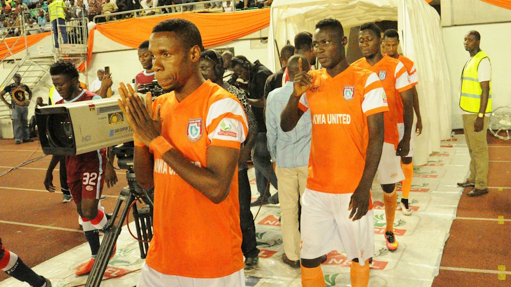 I 'can't wait' to face Plateau United - Akwa United's Ifeanyi