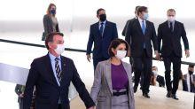 Michelle Bolsonaro testa negativo para coronavírus