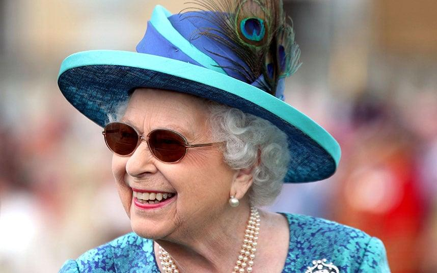 Queen had surgery to remove cataract - and wore sunglasses rather than cancel public engagements