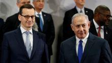 Poland summons Israeli ambassador to clarify Netanyahu comments on Poles in Holocaust
