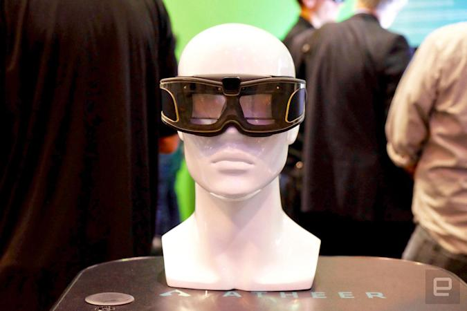 Augmented reality hardware is still way ahead of its software