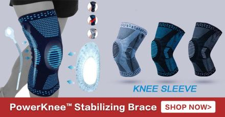 This Is A PowerKnee Stabilizing Brace!