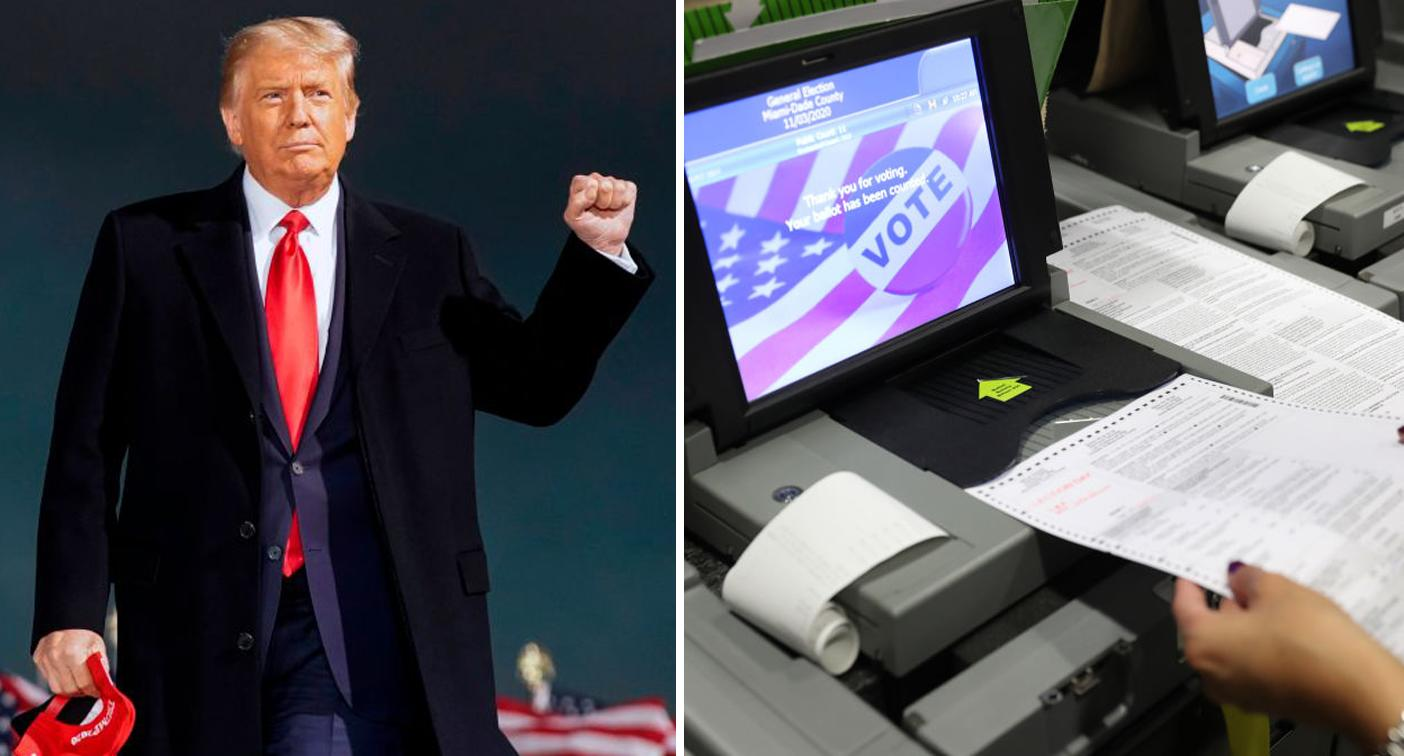 'Nightmare scenario': What happens if US election is too tight to call?