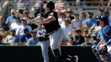 Vaughn next up to take swing as Chicago White Sox designated hitter?