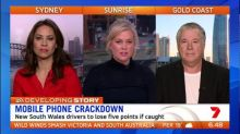 NSW drivers to lose five points if caught using their phone