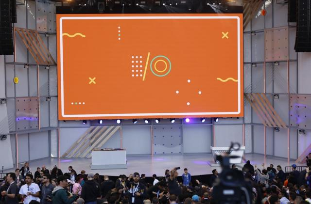 Google's next I/O conference begins May 7th