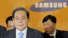 Murió Lee Kun-hee, presidente del grupo Samsung y el hombre más rico de Corea del Sur