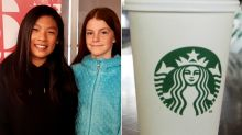 Starbucks shareholders to get visit from 6th-grade environmentalists