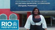 Jojo Todynho é criticada por fazer campanha para a prefeitura do Rio