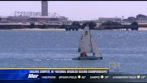 Sailors compete in National Disabled Sailing Championships