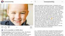 Blogueira reclama de falta de curtidas em fotos do filho e é criticada