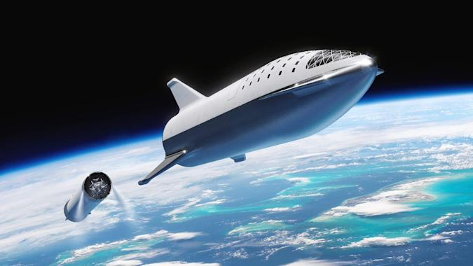 "Don't call it a BFR, it's ""Starship"" now."