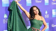 Salma Hayek Leads the Charge of Stylish Stars at Palm Springs International Film Festival Awards: Pics!