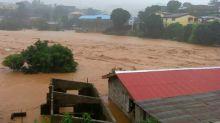 (FOTOS) Deslaves dejan cientos de muertos en Sierra Leona