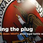 NRA shuts down NRATV