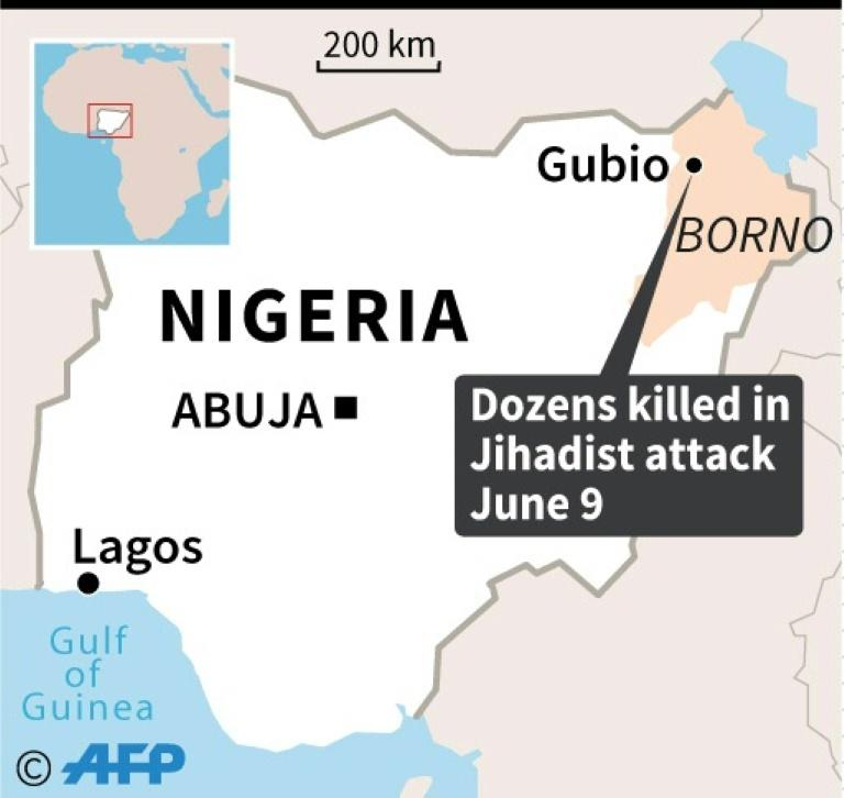 Boko Haram fighters kill 69 people in Nigerian village, witnesses say