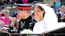 Twitter Analyzed Meghan Markle's Wedding Photo Smile And It's Hilarious