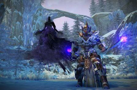Neverwinter's next new class is the Scourge Warlock