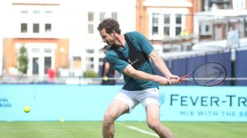 Queen's club draw: Andy Murray and Kyle Edmund handed tough opponents in first round