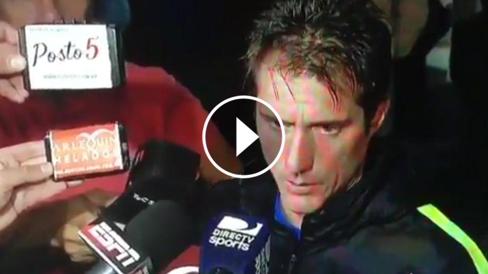 VIDEO: ¿Silva y Pavón fumando? Así reaccionó Guillermo