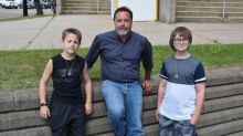 Upbeat ending for young musicians who had guitars stolen