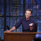 "'Late Night With Seth Meyers' Slams Trump's Scant $750 Tax Payment: ""It's So Brazen"""