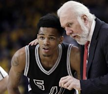 Gregg Popovich's finest coaching season with the Spurs ended in a 0-4 sweep