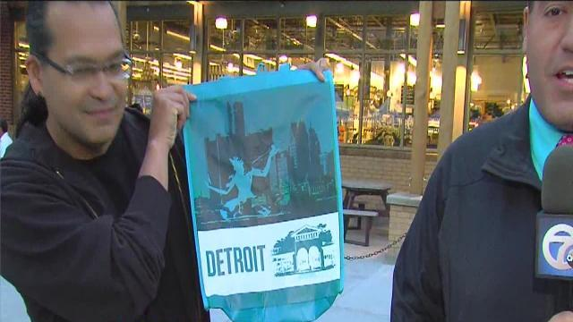 Whole Foods Market opens grocery store in Detroit's midtown