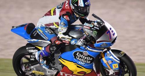 Moto - Moto2 - ESP - Jerez : Alex Marquez le plus rapide des qualifications