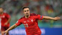 Shaqiri brilla ante Turquía y mantiene vivas las esperanzas de Suiza en la Eurocopa 2020