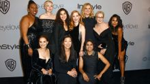The best girl power moments from the 2018 Golden Globe Awards