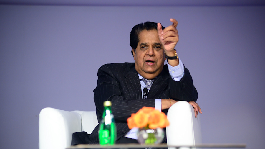 'Absolutely not looking at any govt role': KV Kamath