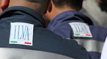 Ex Ilva, presidio dei lavoratori a Taranto