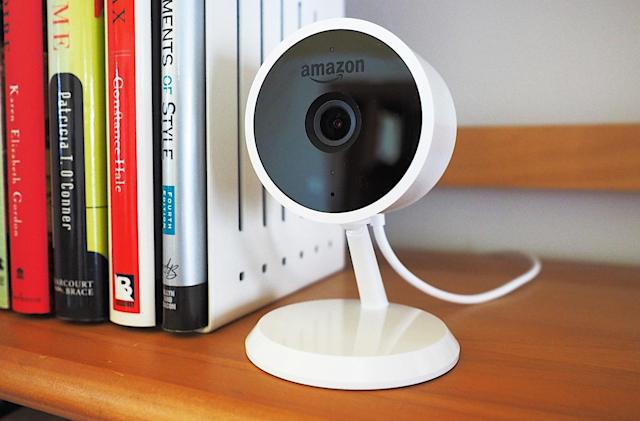 Amazon Cloud Cam now streams security footage to your browser