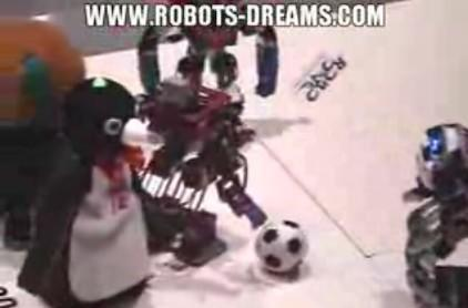 Robo-One Robot Battle Ball -- heck yes