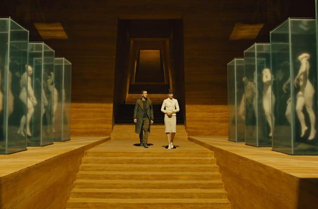 'Blade Runner 2049' VFX reel breaks down that unexpected reveal