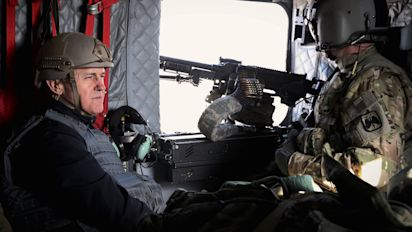 Labor open to boosting troop numbers: 'we can't afford to see Afghanistan lost'