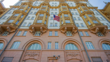 Russia may change address of US embassy in Moscow to 'North American Dead End'