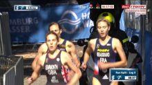 Triathlon - Replay : Championnats du monde - Relais mixte