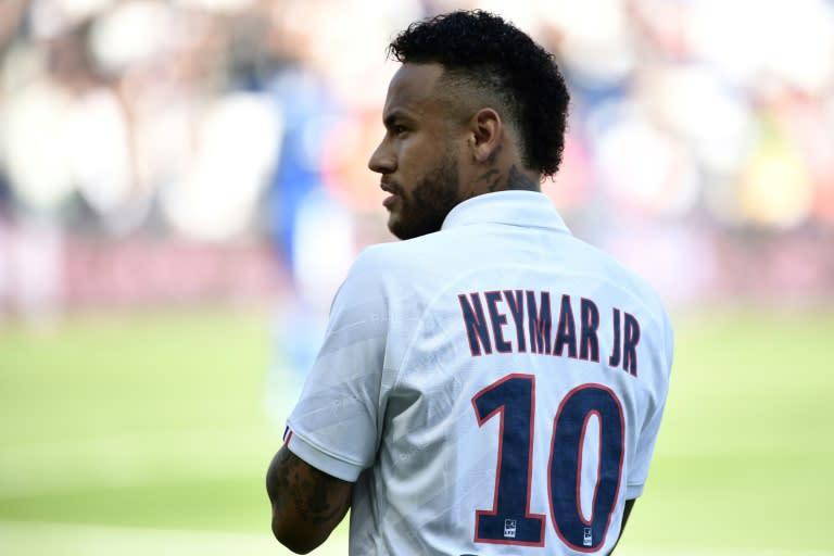 best website 85131 3e369 Neymar's PSG Champions League suspension cut