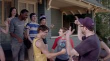 Zac Efron Drives Shirtless and Seth Rogen Feels Old in New 'Neighbors' Goodness