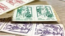 La Poste : le prix du timbre grimpera en flèche en 2022