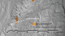 Skeena Adds Near Surface Mineralization in 22 Zone with 6.00 g/t AuEq over 26.28 metres