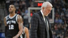 If the playoffs started today, for the first time in 20 years, the Spurs wouldn't be in