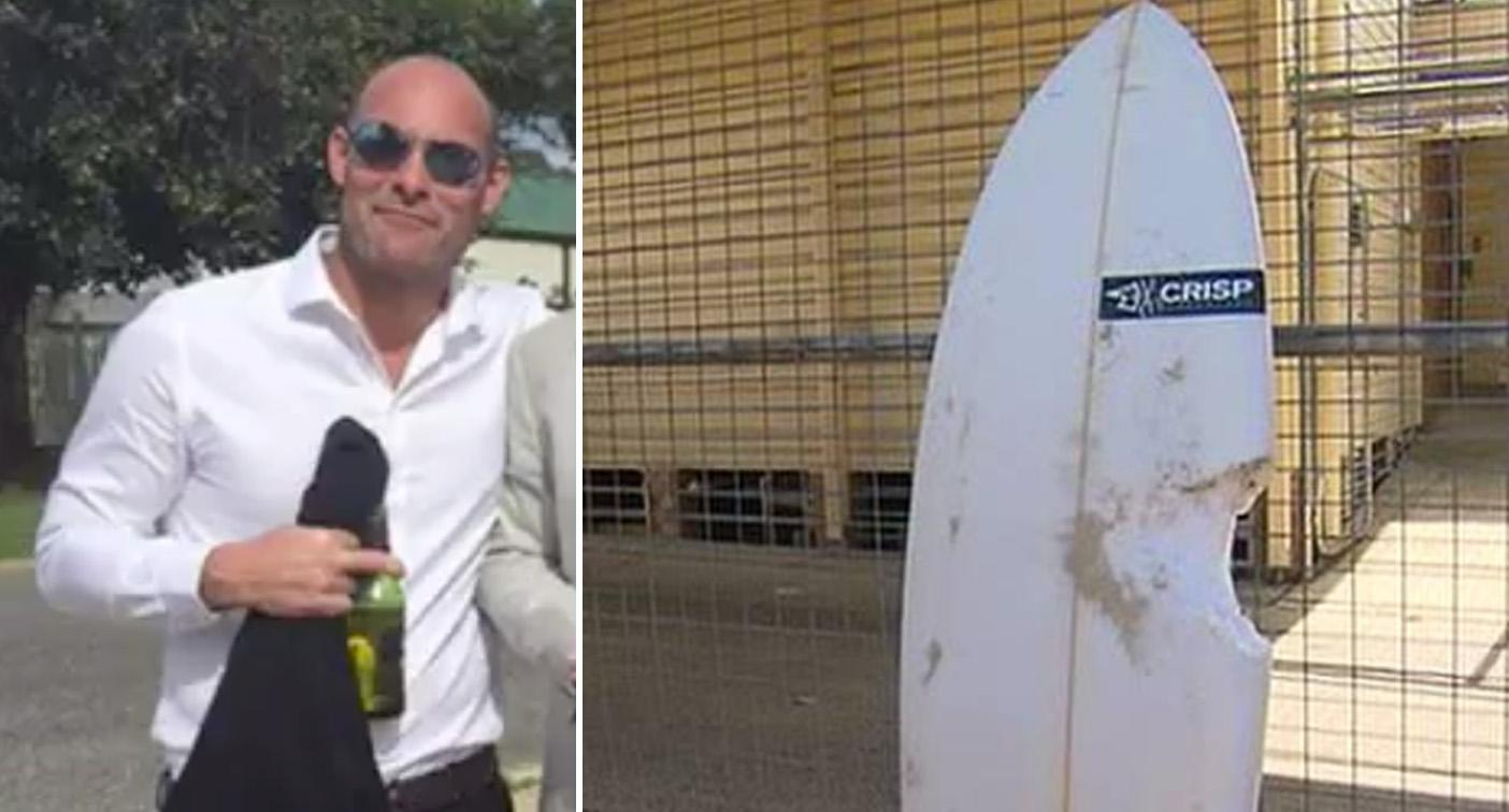 How heroic bystanders saved the life of surfer attacked by great white shark