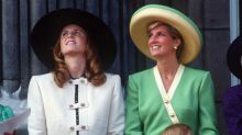 Why Princess Diana and Sarah Ferguson were once 'thrown in police van'