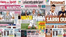 La Rassegna Stampa dei principali quotidiani sportivi italiani di sabato 8 agosto 2020